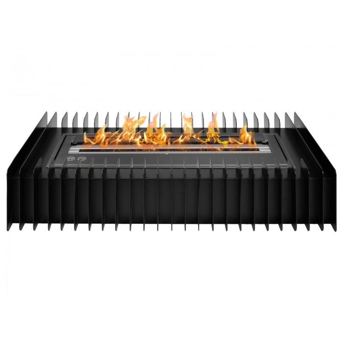 Cool 29 Ignis Black Ethanol Fireplace Burner Insert With Grate Download Free Architecture Designs Scobabritishbridgeorg