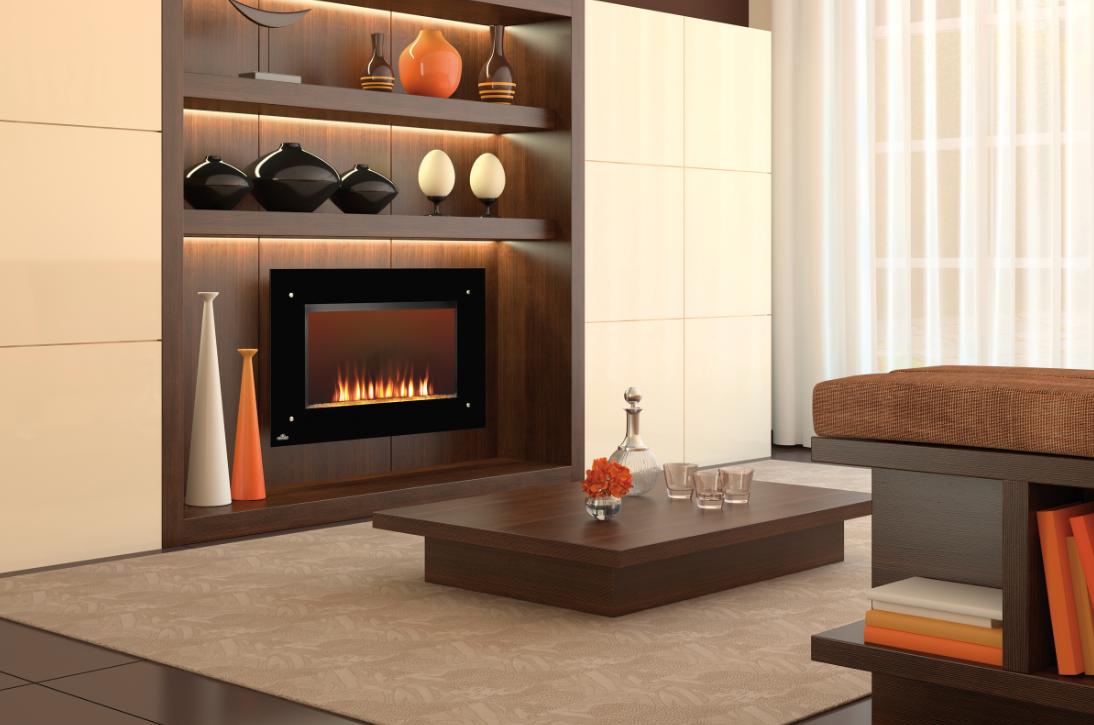 3925 Dzonlic Electric Wall Fireplace