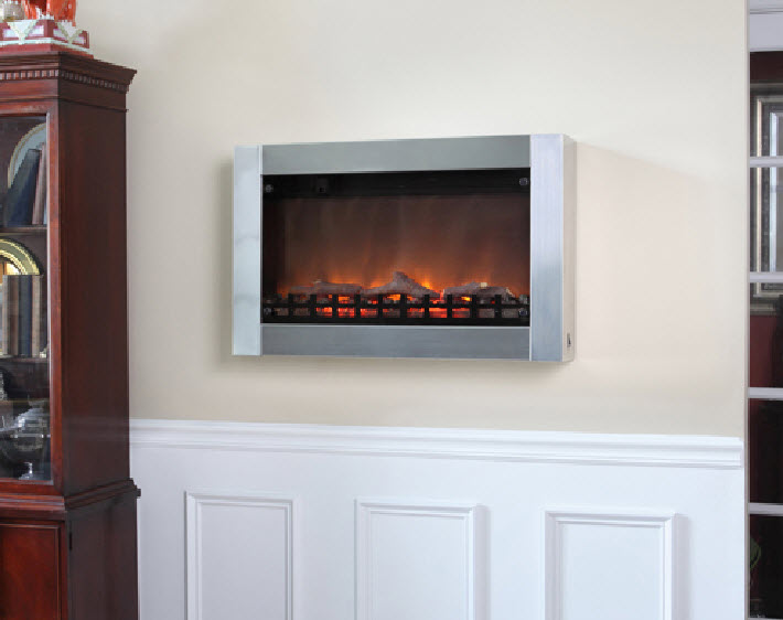 Looking for an electric fireplace insert on a budget? Find Over 40 Electric Fireplaces Under $500. Stay warm and hold on to your money.