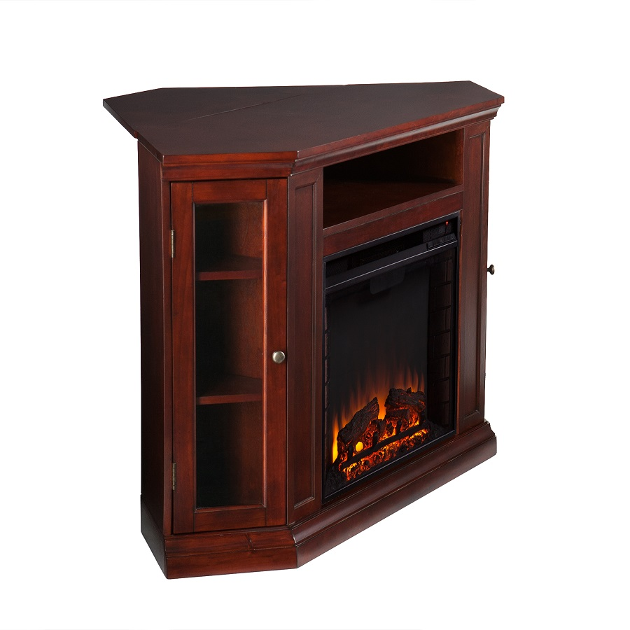 48 Quot Claremont Convertible Media Electric Fireplace