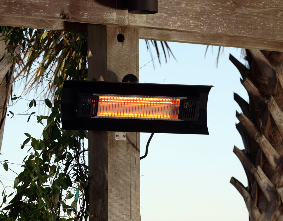 back to top - Infrared Patio Heater