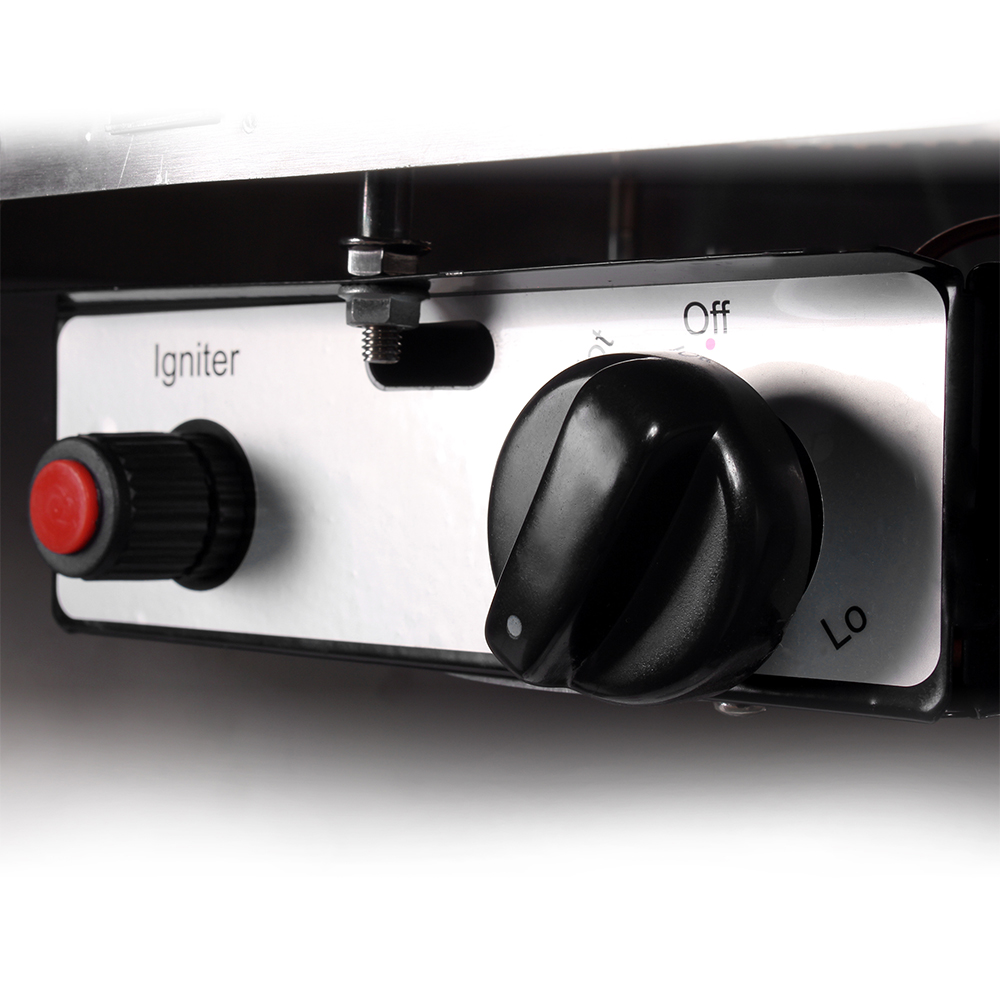 Italia Triangular 6 Ft Commercial Flame Patio Heater