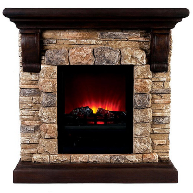 stone electric fireplaces related keywords suggestions