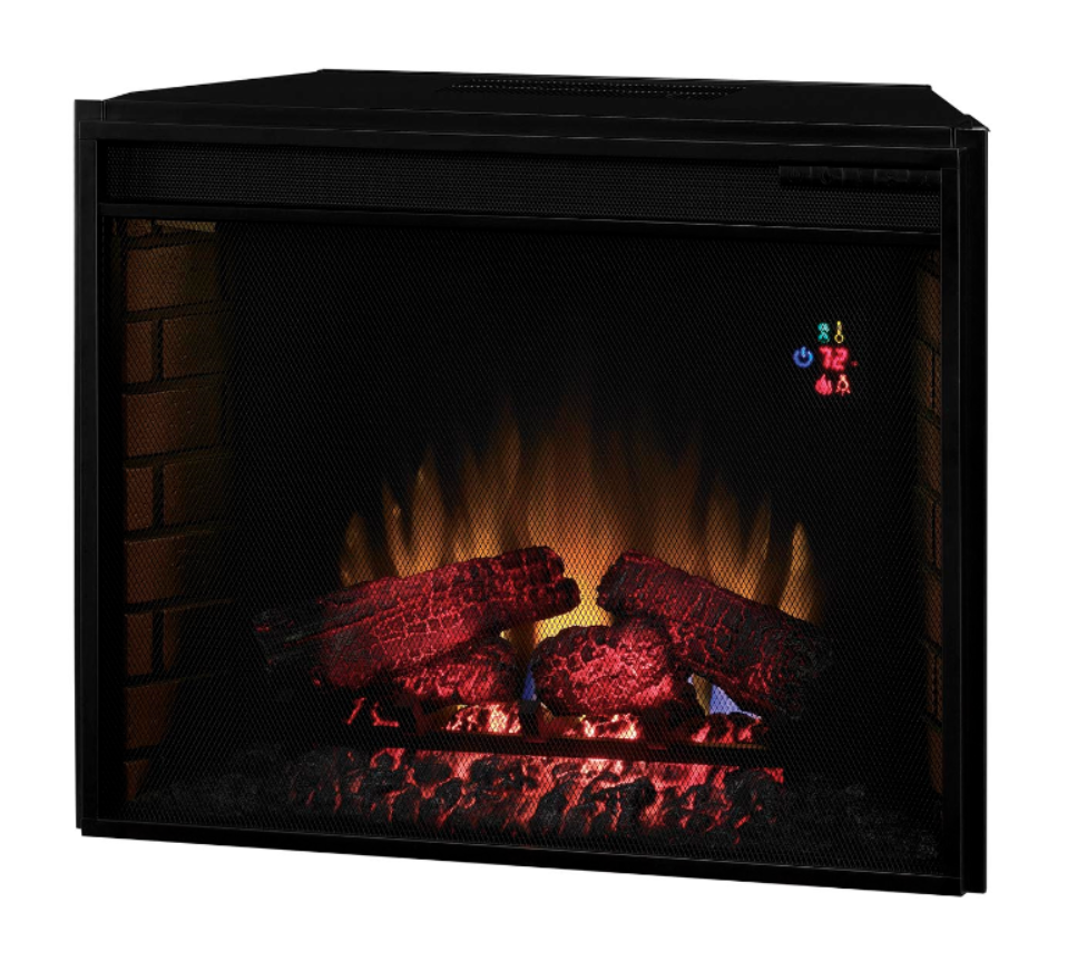 28 39 39 Classicflame Spectrafire Electric Fireplace Insert 28ef023sra
