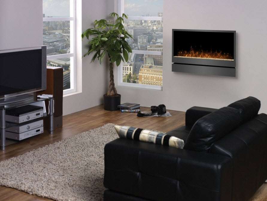 Dimplex Electric Wall Fireplace