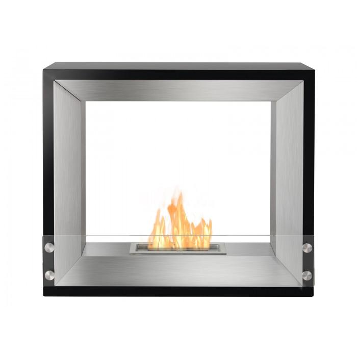 30 Ignis Mecca Freestanding Ventless Ethanol Fireplace