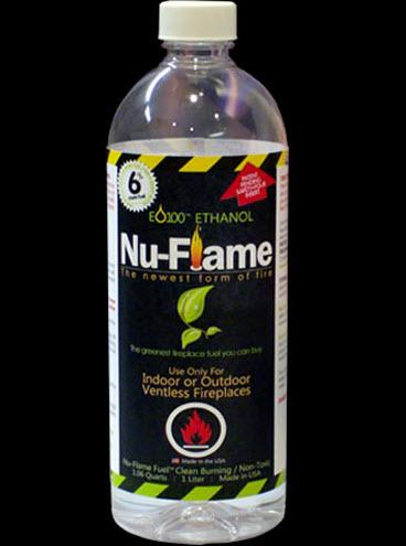Nu-Flame Bio-Ethanol Fire Fuel