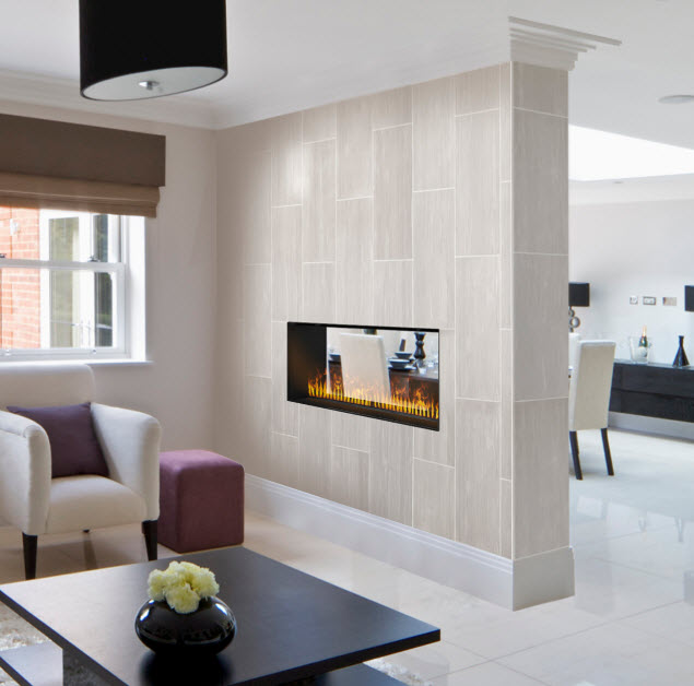 46 Dimplex Opti Myst Pro 1000 Built In Dual Side Electric Fireplace Insert