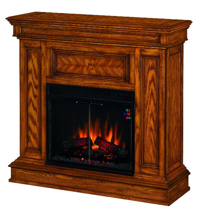 Electric Fireplaces From