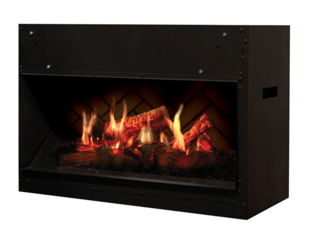 "29"" Dimplex Opti-V Solo 3-D Fireplace Insert"
