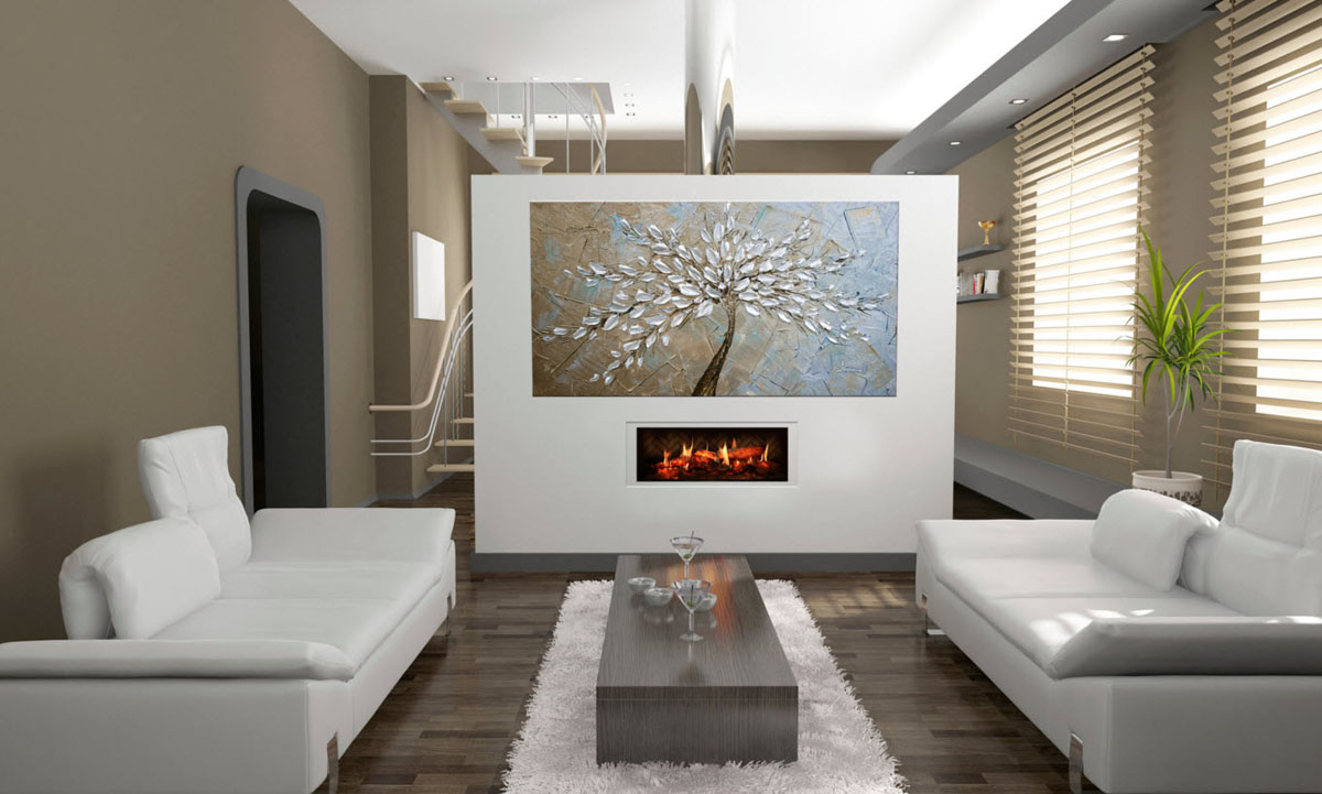 Dimplex Opti-V is the most realistic electric fireplace on the market