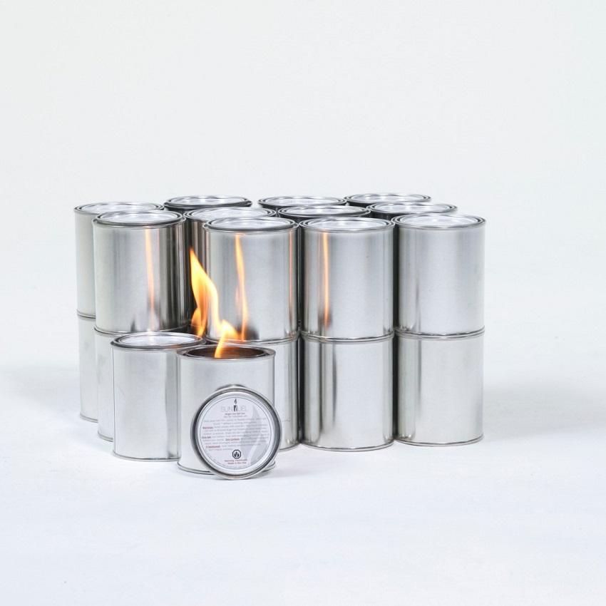 Venturi bio ethanol fuel