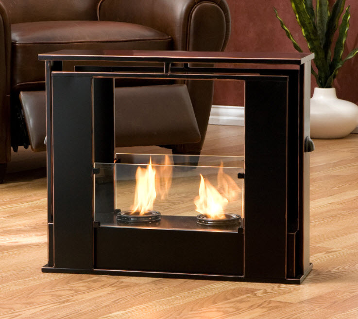 Holly and Martin Walton Ethanol Fireplace - Are Indoor Ethanol Fireplaces Safe? - New Scientific