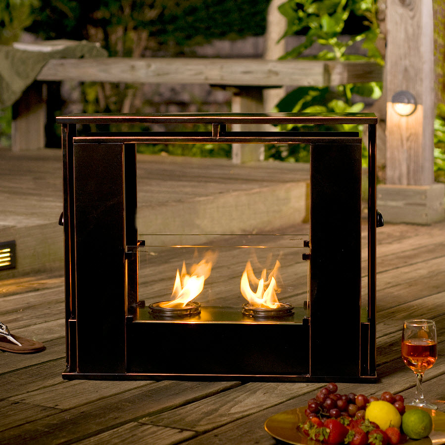 24 Holly Martin Walton Portable Indoor Outdoor Gel Fireplace Portablefireplace