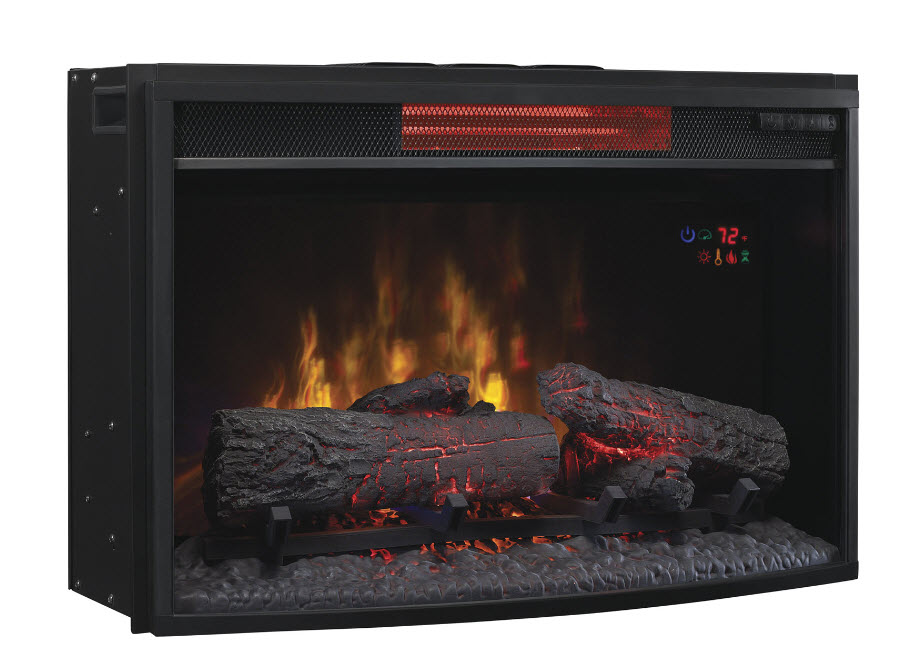 25 Spectrafire Infrared Electric Fireplace Insert