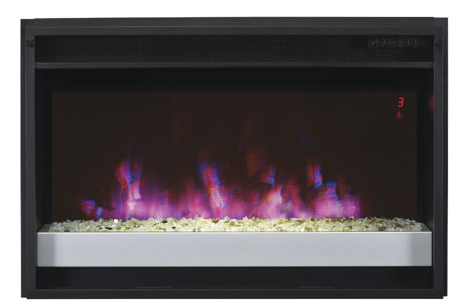 26 Spectrafire Contemporary Electric Fireplace Insert 26ef031gpg 201