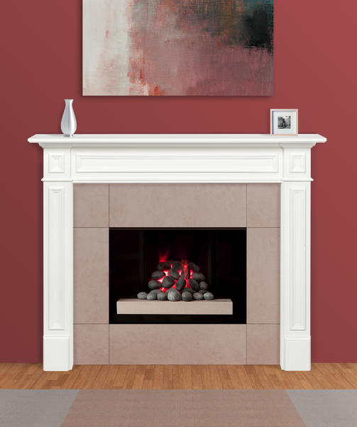 64 Mike White Fireplace Mantel Surround