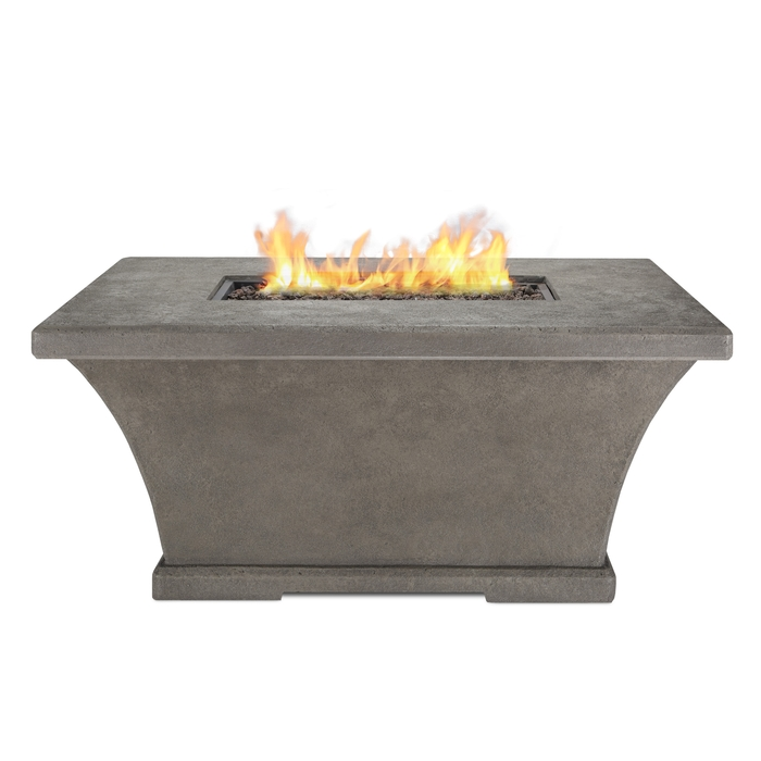 "54.75"" Monaco Rectangle Propane Fire Table"