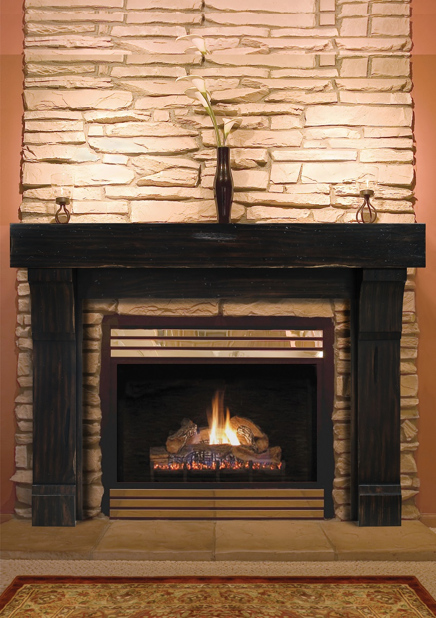 48 The Cumberland Fireplace Surround Mantel