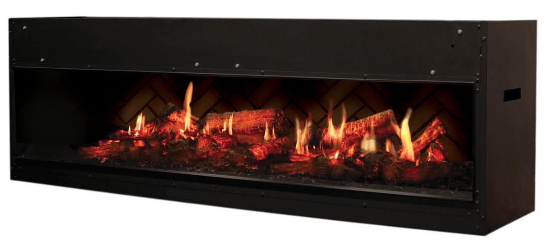 54 25 Quot Dimplex Opti V Duet Fireplace Insert