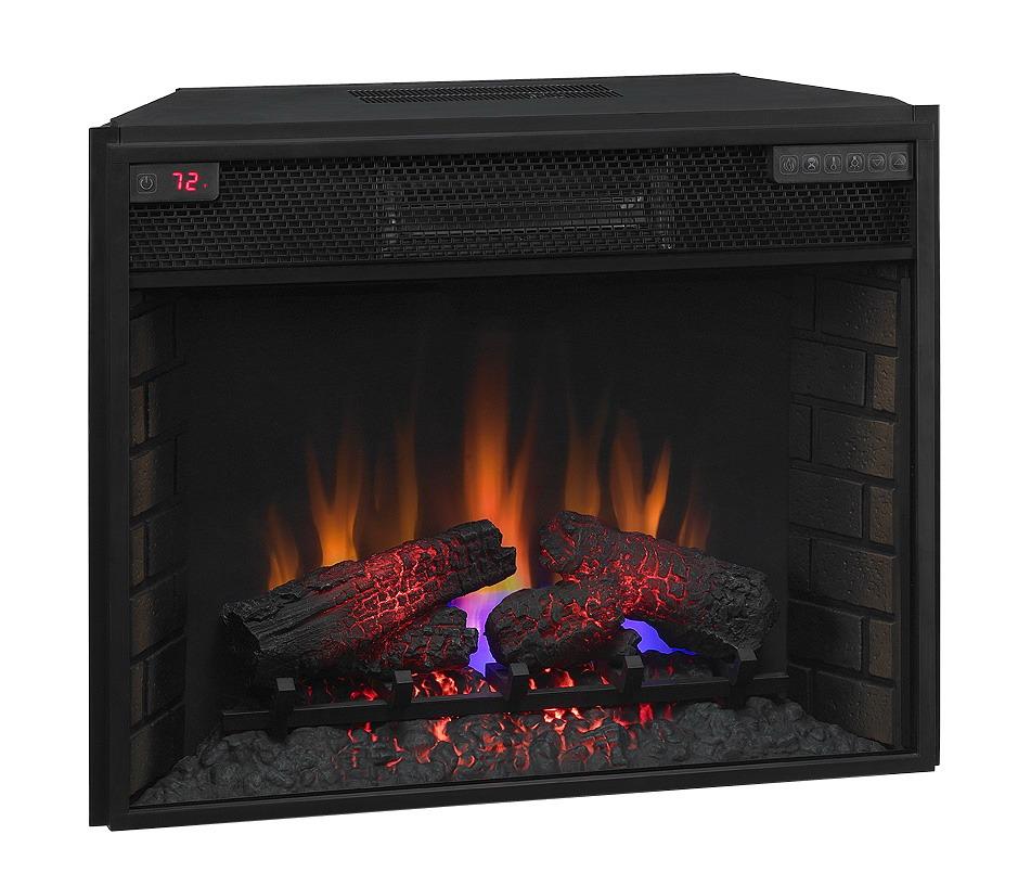 28 Quot Spectrafire Infrared Quartz Electric Fireplace Insert
