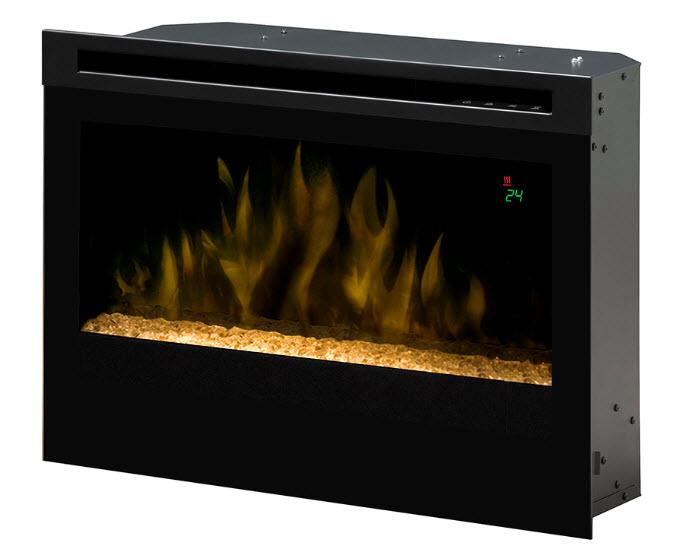 26 Dimplex Electric Fireplace Insert Df2524g