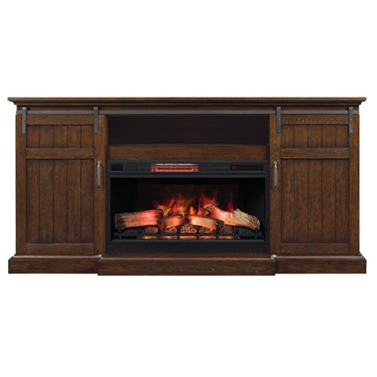 "53.5"" Chambord Electric Fireplace"