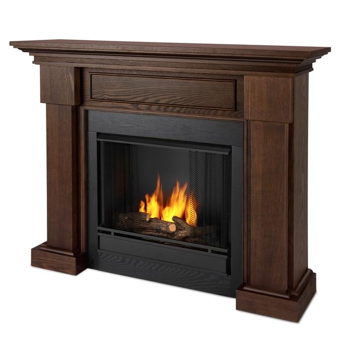 48 4 Hillcrest Gel Fireplace