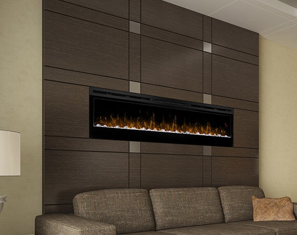 "74"" Dimplex Prism Wall Mount Fireplace - BLF7451"