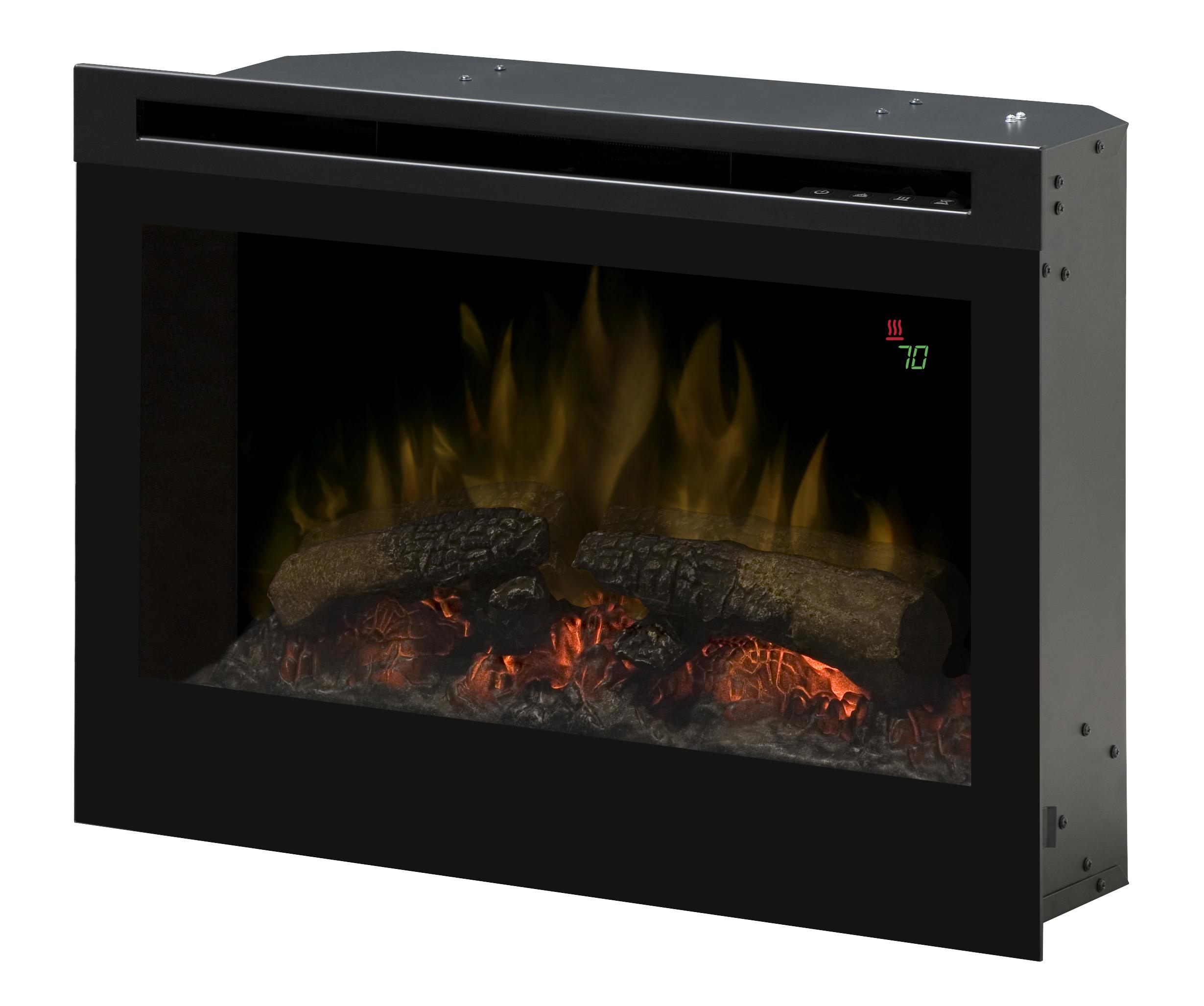 26 Quot Dimplex Electric Fireplace Insert Df2524l