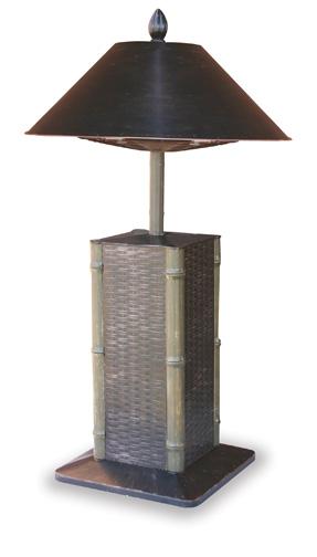 39.8'' Sumatra Portable Tabletop Electric Outdoor Heater