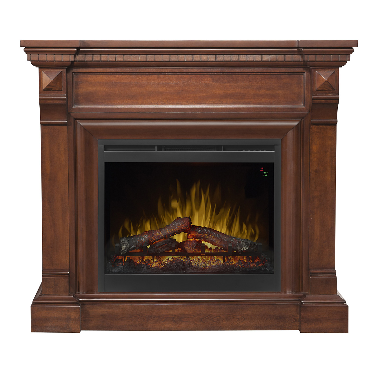 48 5 Quot Dimplex William Electric Fireplace Mantel In