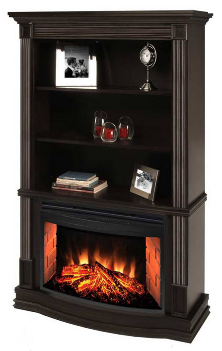 A New Curve on Electric Fireplaces | PortableFireplace ...