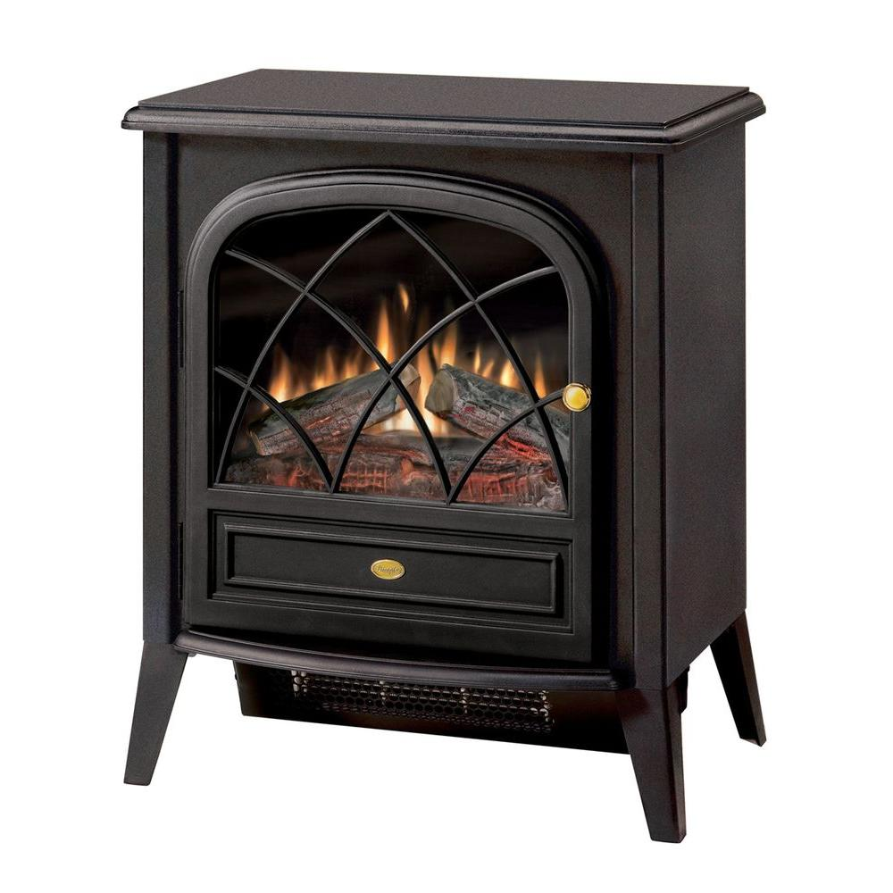 Black Electric Stove ~ Quot freestanding compact electric stove in matte black