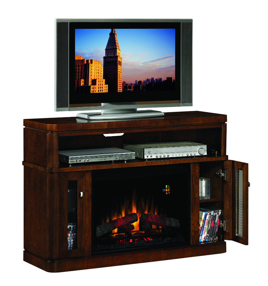 Sam 39 S Club Fireplace Entertainment Center Bing Images