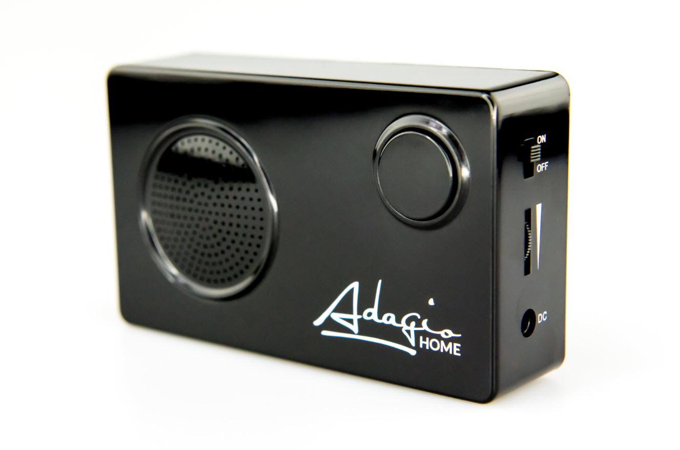 Adagio Fire Crackler Sound System