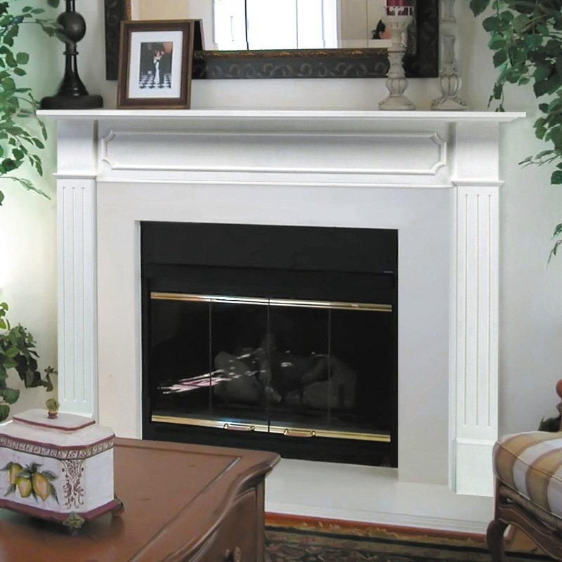 Fireplace Mantel Surrounds from Portable Fireplace