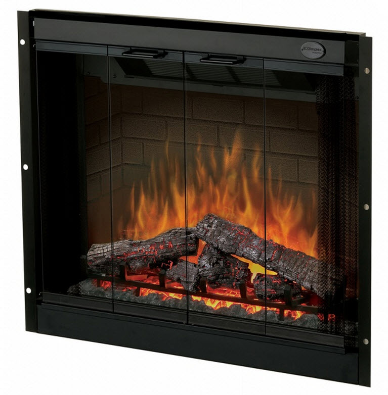 36 5 Quot Dimplex Purifire Electric Fireplace Insert Df3215