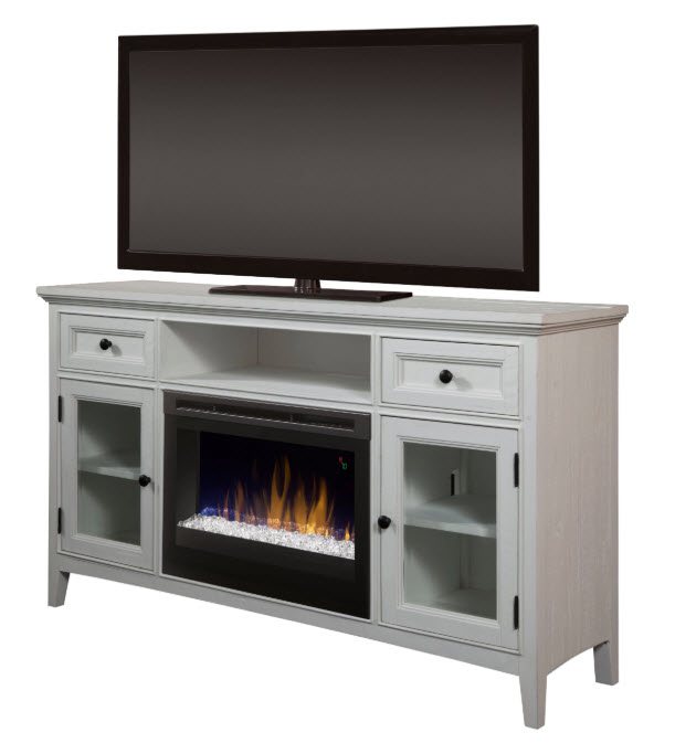 62 dimplex sophia media console fireplace with glass - Going to bed with embers in fireplace ...