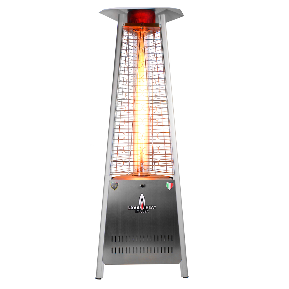 Italia Triangular 6 Ft Commercial Flame Patio Heater