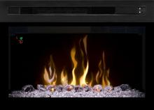 26 Dimplex Acrlyic Ice Media Bed Multi Fire Electric Fireplace Insert Pf2325hg
