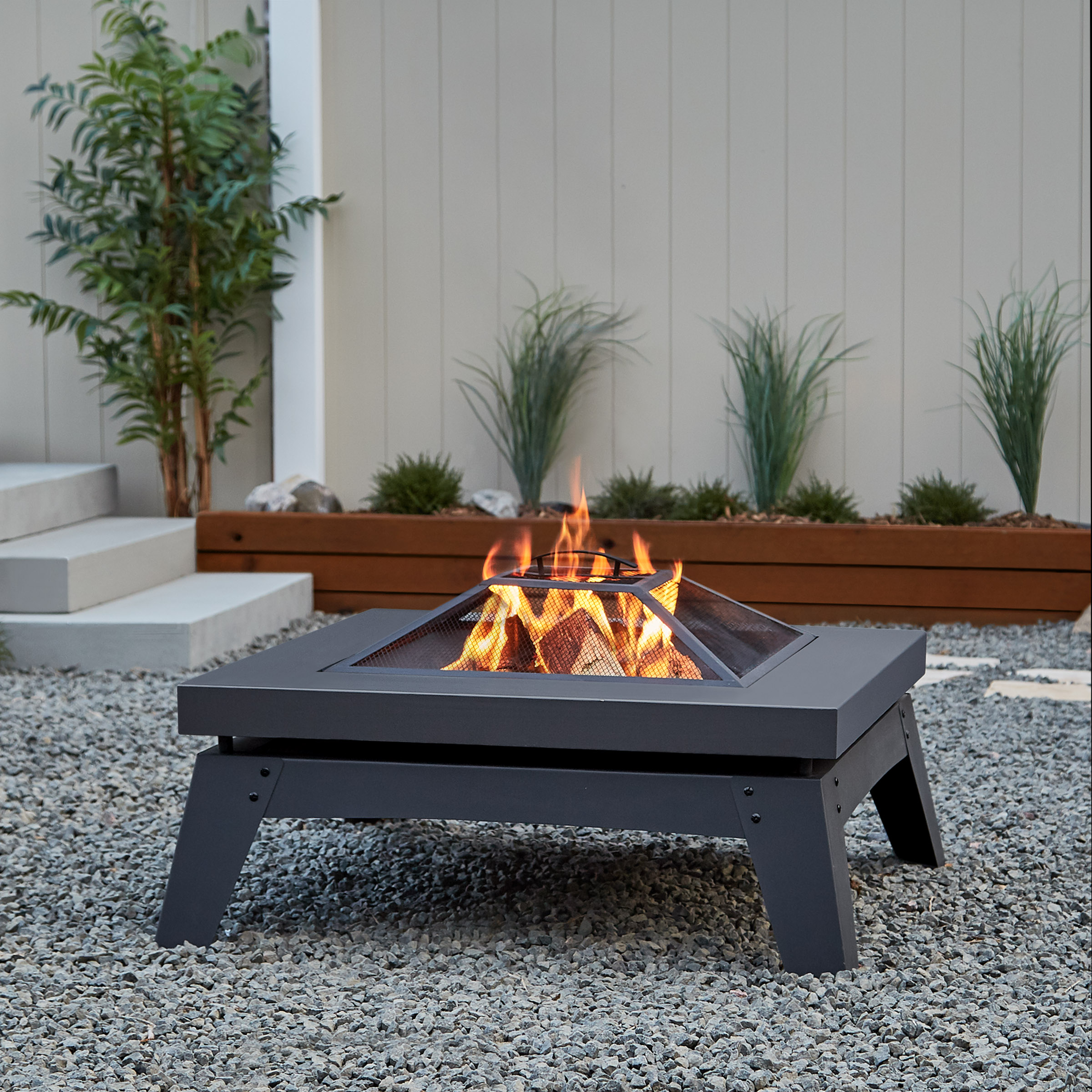 Amazing Outdoor Fire Pits Portablefireplace Com Download Free Architecture Designs Grimeyleaguecom