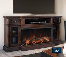 Stupendous Electric Fireplace Tv Stands Free Shipping Download Free Architecture Designs Estepponolmadebymaigaardcom