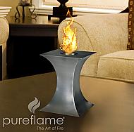 Tabletop Fireplaces: Indoor & Outdoor   PortableFireplace.com
