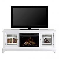 "70"" Dimplex Winterstein White Media Console - GDS25L-1413WW"