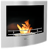 "31.5"" Alton Radiant Wall Mounted Fireplace"