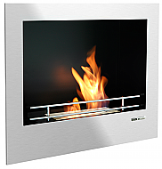 "31.5"" Rosa Radiant Wall Mounted Fireplace"