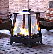 "20"" Sonoma Outdoor Fireplace"