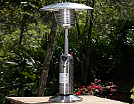 21'' Mana Stainless Steel Table Top Patio Heater