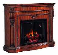 62'' Florence Cherry Classical Electric Fireplace